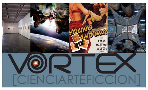 vortex postcard javier martinez - Ciencia: el arte de la ficción